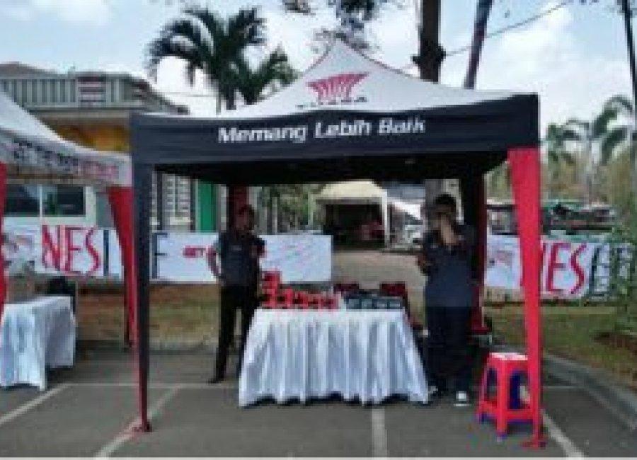 10th Anniversary Paguyuban Motor Honda Bekasi