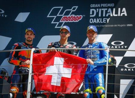 Hasil MotoGP Italia 2021 Banyak Drama Crash Sepanjang Balapan