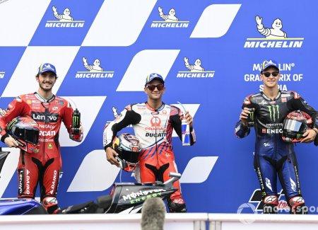 MotoGP Styria 2021 : Red Flag Dan Comeback-nya Dani Pedrosa