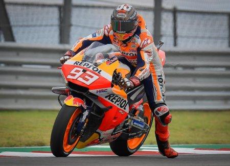 Tak Terkejar Marc Marquez Juarai MotoGP AS 2021
