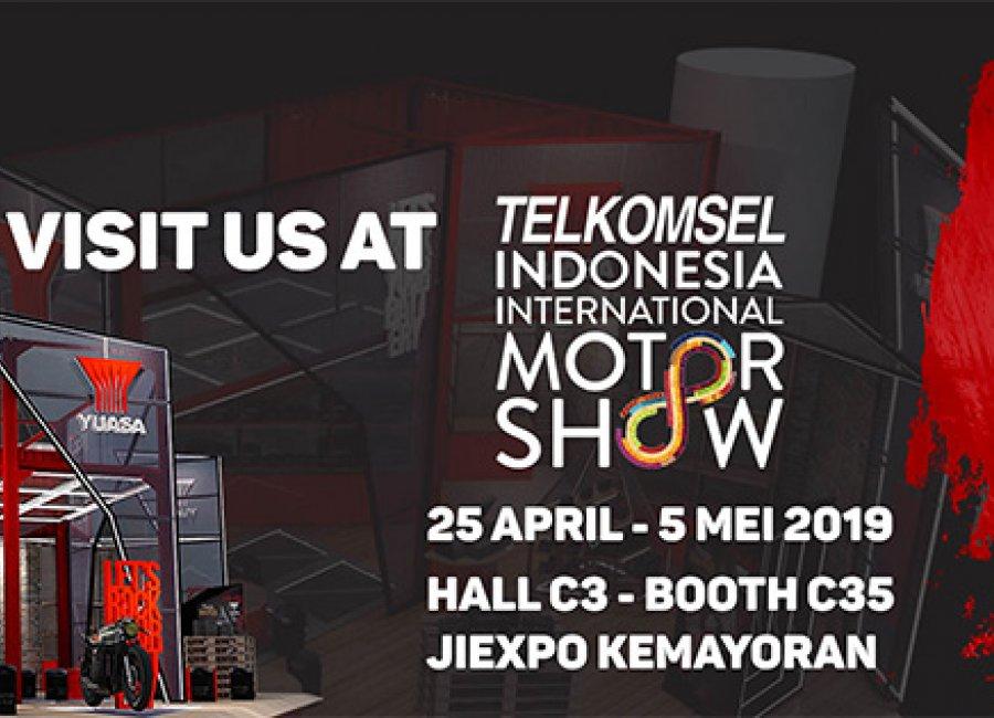 Yuasa Battery Ikut Pameran Telkomsel (IIMS) 2019 Di Jakarta