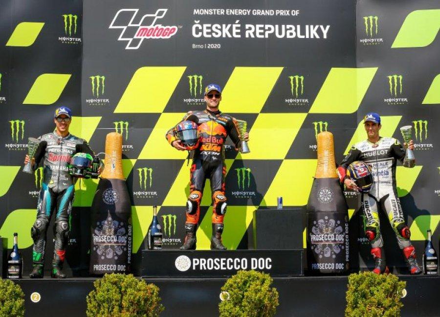 Diluar Prediksi Rookie KTM Beri Kejutan Di MotoGP Ceko 2020
