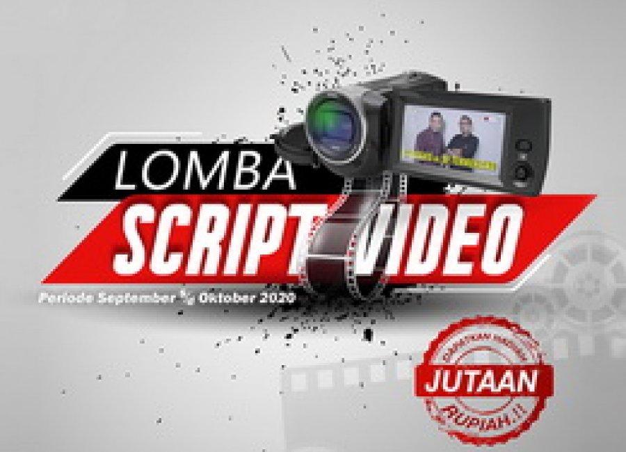 LOMBA SKRIP VIDEO YOUTUBE YUASA