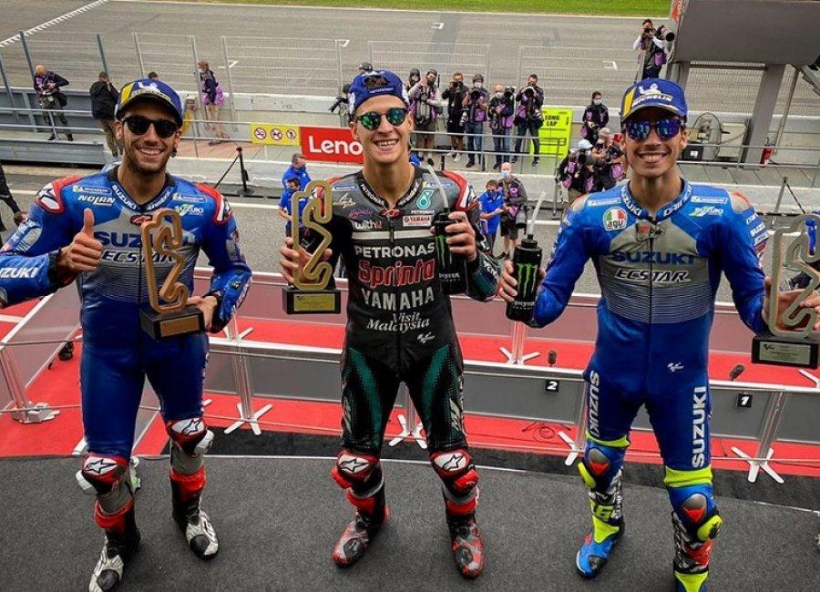 Quartararo Kembali Berjaya Di MotoGP Catalunya 2020