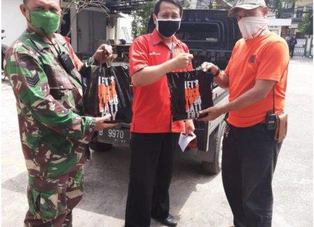 PT. Kamajaya Tri Laksana Bagi-Bagi Sembako