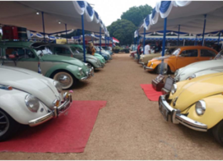Jambore Nasional VW Indonesia Ke 50 Buperta Cibubur